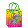 Happy Birthday Mini Gift Bag Party Favors