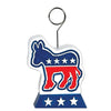 Democratic Donkey Photo/Balloon Holder