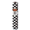 Masterpiece Plastic Checkered Table Roll - black & white