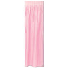 Masterpiece Plastic Table Skirting - pink