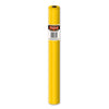 Masterpiece Plastic Table Roll - golden-yellow