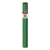 Masterpiece Plastic Table Roll - hunter green
