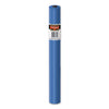 Masterpiece Plastic Table Roll - medium blue