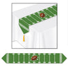 Football Party Supplies - Football Field Table Runner