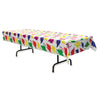 Graduation Plastic Rectangular Tablecover