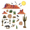 Western Party Supplies - Wild West Desert Props
