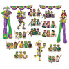 Mardi Gras Party Supplies - Mardi Gras Reveler Props