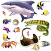 Luau Party Supplies - Marine Life Props