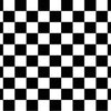 Rock & Roll Party Supplies: Checkered Backdrop