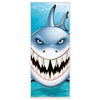 Shark Door Cover, party supplies, decorations, The Beistle Company, Under The Sea, Bulk, Other Party Themes, Under the Sea
