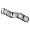 Filmstrip Metallic Decorating Material, party supplies, decorations, The Beistle Company, Awards Night, Bulk, Awards Night Party Theme