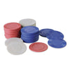 Poker Chips, party supplies, decorations, The Beistle Company, Casino, Bulk, Casino Party Supplies, Casino Party Decorations
