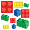 Building Blocks Cutouts, party supplies, decorations, The Beistle Company, Building Blocks, Bulk, Other Party Themes, Building Blocks