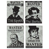 Sherlock Holmes Wanted Sign Cutouts, party supplies, decorations, The Beistle Company, Sherlock Holmes, Bulk, Other Party Themes, Sherlock Holmes