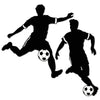 Boy Soccer Silhouettes, party supplies, decorations, The Beistle Company, Soccer, Bulk, Sports Party Supplies, World Cup and Soccer Party Supplies