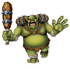 Beistle Jointed Troll (Pack of 12) - Fantasy Party Theme