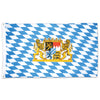 Bavarian Flag, party supplies, decorations, The Beistle Company, Oktoberfest, Bulk, Holiday Party Supplies, Oktoberfest Party Supplies
