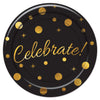 Beistle Celebrate! Plates (Pack of 96) - Awards Night Party Theme, Oscars - Hollywood Party Theme