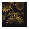 Beistle Celebrate! Luncheon Napkins (Pack of 192) - Awards Night Party Theme, Oscars - Hollywood Party Theme
