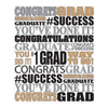 Beistle Graduation Insta-Mural Photo Op (Pack of 6) - Graduation Party Decorations, Miscellaneous Graduation Decorations