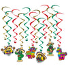Fiesta Whirls (Pack of 72)