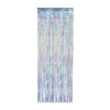 1-Ply Iridescent Fringe Curtain (Pack of 6)