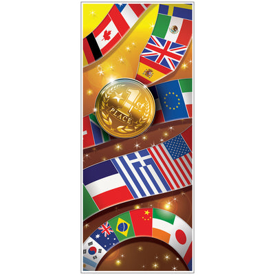 International Sports Door Cover (Pack of 12)