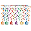 100  Whirls (Pack of 72)