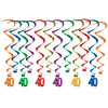 40  Whirls (Pack of 72)