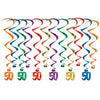 50  Whirls (Pack of 72)