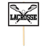 Lacrosse Yard Sign