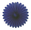 Mini Tissue Fans, blue