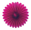 Mini Tissue Fans, cerise