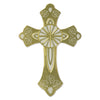 Gold Foil Cross Silhouette