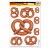 Oktoberfest Party - Pretzel Peel 'N Place Clings