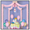 It's A Girl Party Canopy - Baby Shower Tissue Decorations
