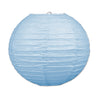 Paper Lanterns Light Ble, party supplies, decorations, The Beistle Company, General Occasion, Bulk, General Party Decorations, Paper Lanterns