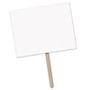 Blank Yard Sign, party supplies, decorations, The Beistle Company, General Occasion, Bulk, General Party Decorations, Party Signs and Banners