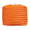Square Paper Lanterns Orange, party supplies, decorations, The Beistle Company, General Occasion, Bulk, General Party Decorations, Paper Lanterns