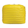 Square Paper Lanterns Yellow, party supplies, decorations, The Beistle Company, General Occasion, Bulk, General Party Decorations, Paper Lanterns