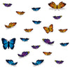Butterfly Cutouts, party supplies, decorations, The Beistle Company, Spring/Summer, Bulk, Spring-Summer Theme, Butterflies Decorations