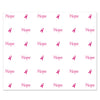 Hope Insta-Mural, party supplies, decorations, The Beistle Company, Pink Ribbon, Bulk, Pink Ribbon Theme