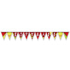 Softball Pennant Banner, party supplies, decorations, The Beistle Company, Softball, Bulk, Sports Party Supplies, Softball Party Supplies