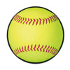 Softball Cutout, party supplies, decorations, The Beistle Company, Softball, Bulk, Sports Party Supplies, Softball Party Supplies