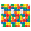 Building Blocks Backdrop, party supplies, decorations, The Beistle Company, Building Blocks, Bulk, Other Party Themes, Building Blocks