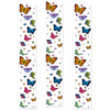 Beistle Butterfly Party Panels (12 packs) - Spring-Summer Party Theme