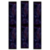 Beistle Starry Night Party Panels (12 packs) - Space Themed Party Supplies