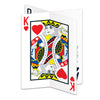 3-D Playing Card Centerpiece, party supplies, decorations, The Beistle Company, Casino, Bulk, Casino Party Supplies, Casino Party Decorations