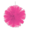 Tulle Balls Cerise, party supplies, decorations, The Beistle Company, General Occasion, Bulk, General Party Decorations, Tulle Balls