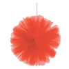 Tulle Balls Red, party supplies, decorations, The Beistle Company, General Occasion, Bulk, General Party Decorations, Tulle Balls